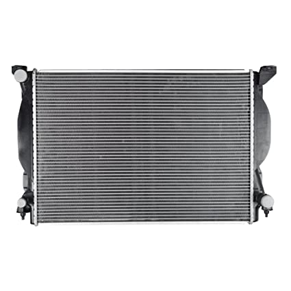 amazon com jsd b616 m t mt radiator for audi 2002 2008 a4 a4 rh amazon com Audi A4 Turbo Audi A4 Turbo