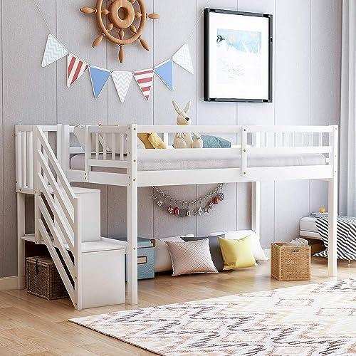 Floor Loft Bed