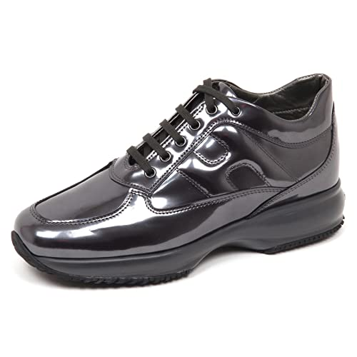 E4478 sneaker donna grey HOGAN INTERACTIVE scarpe shoe woman