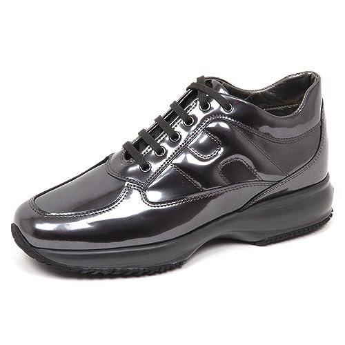 E4478 sneaker donna grey HOGAN INTERACTIVE scarpe shoe woman -  duradrusti.org 6710b0304d6