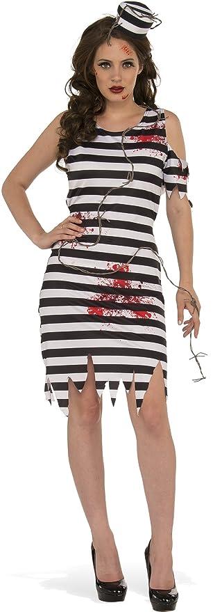 Amazon.com: Rubie s Costume Co. Disfraz de prisionero de la ...