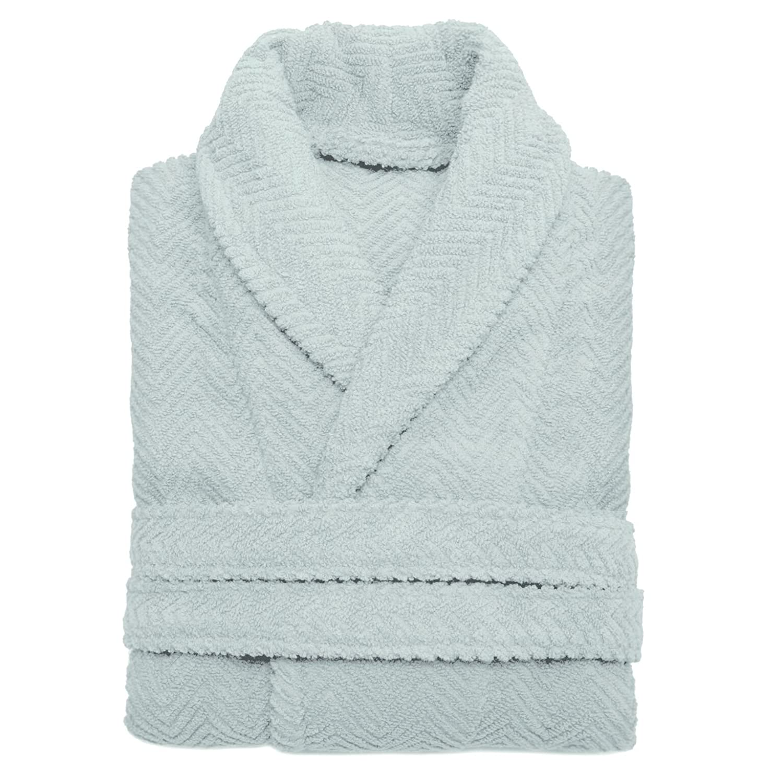 Amazon.com  Linum Home Textiles TR65-SM Unisex Terry Cloth Bathrobe S M  Pink  Home   Kitchen cac73265e
