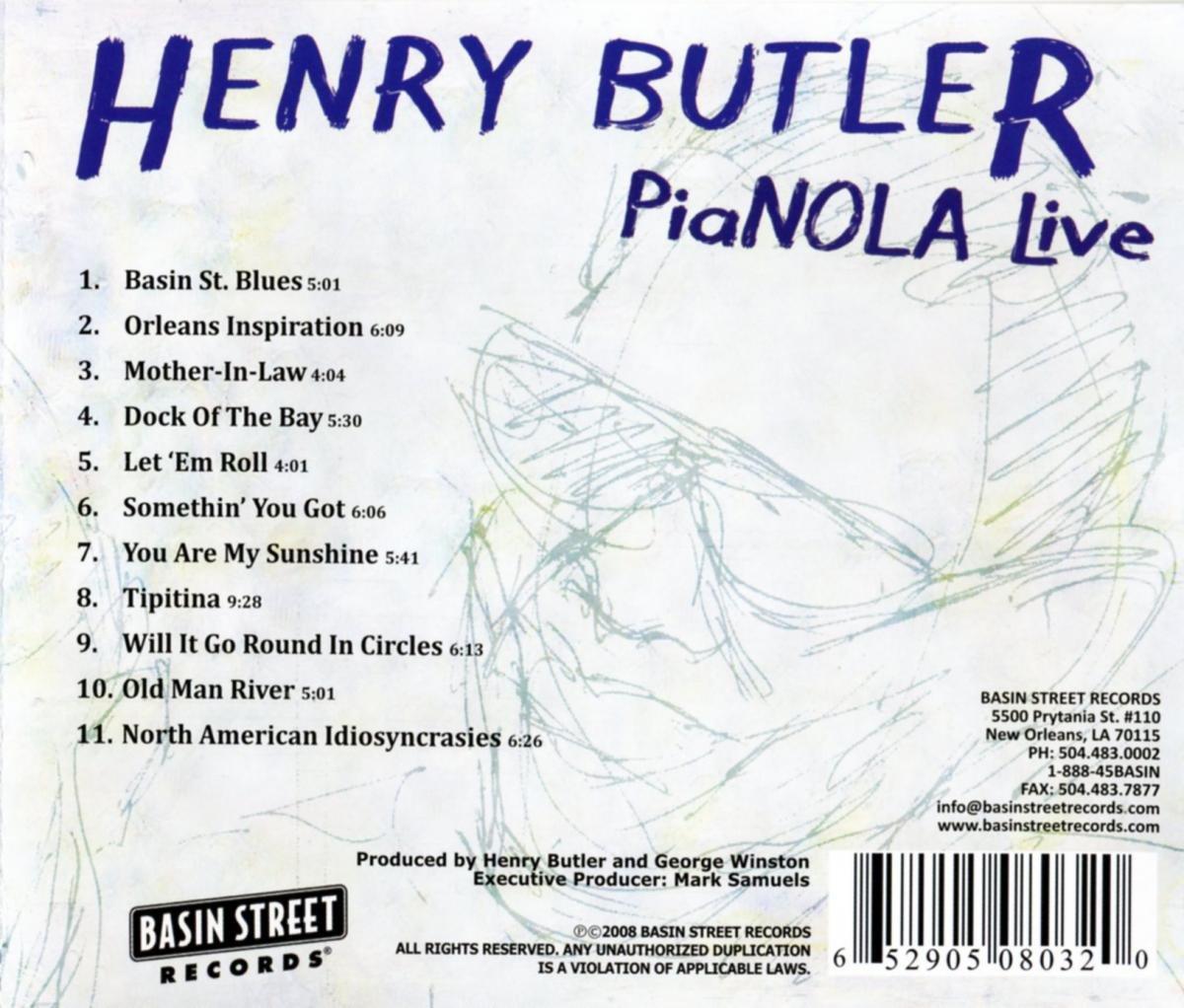 Pianola Live