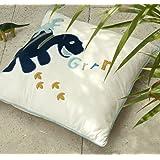 Catherine Lansfield Kids Dino Cushion Cover - Multi