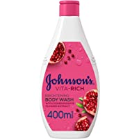 JOHNSON'S, Body Wash, Vita-Rich, Brightening, 400ml