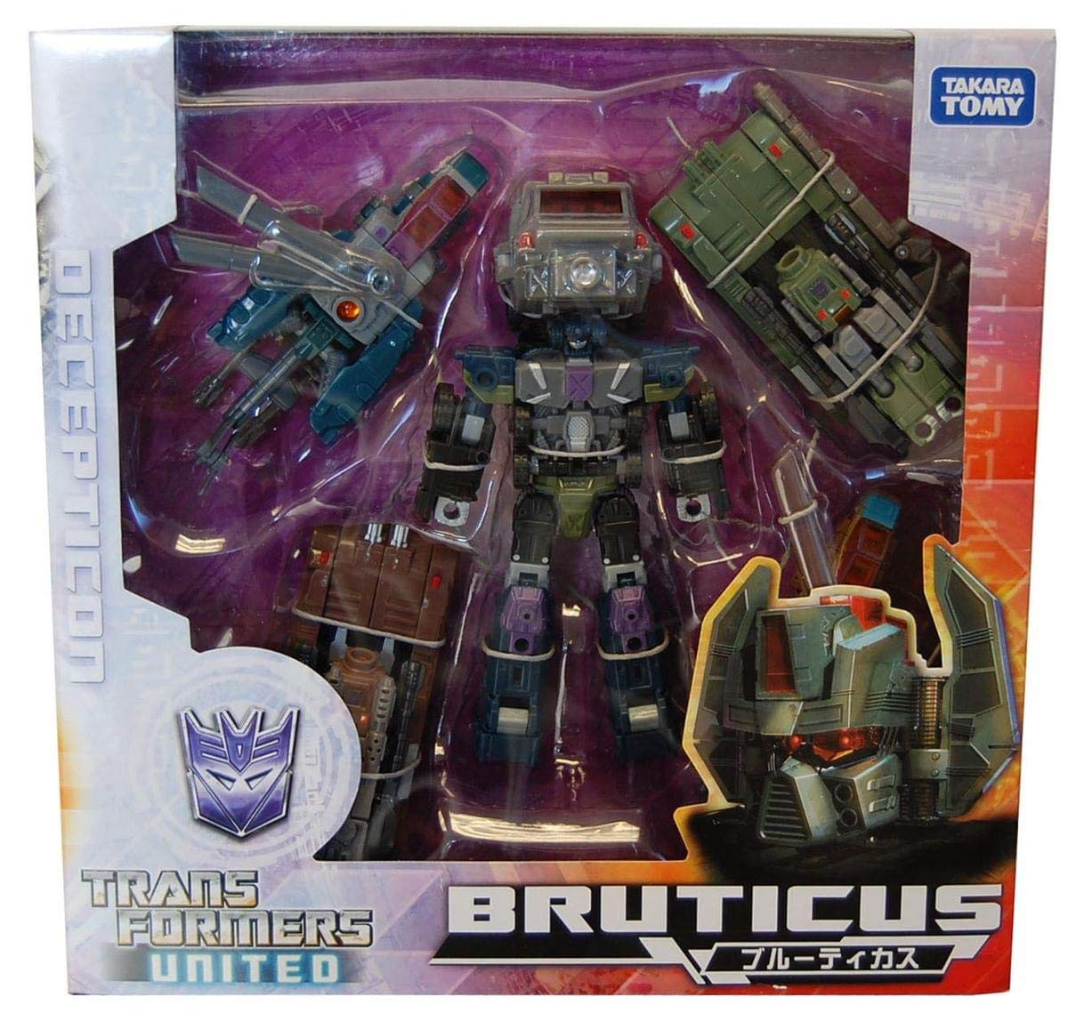 Transformers ASIA ASIA ASIA limited Burutikasu (japan import) 8d9c69