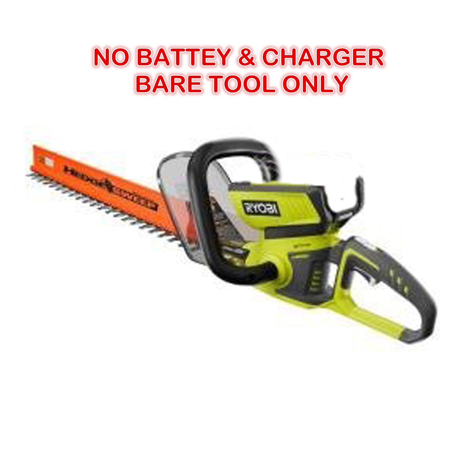 Ryobi 22 inch 40-Volt Lithium-ion Cordless Hedge Trimmer ONLY