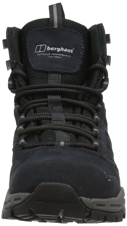 Berghaus EXPEDITOR AQ TREK TECH BOOT AM DKBLU/GRY, Bottines de randonnée homme, Bleu (Dusk/Pearl Grey X10), 47 EU