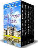 The Emily Haversson Mysteries Boxed Set: Cozy Mystery
