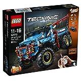 レゴ(LEGO)テクニック 6x6 全地形マグナムレッカー車 42070