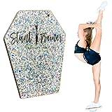 Stunt Trainer - Cheer Stand for Cheerleading Flyer Balance Stunting Cheerleader Training Device