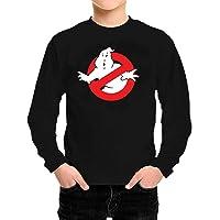Camiseta Manga Larga de NIÑOS Cazafantasmas Ghostbusters Mocosete Retro 004