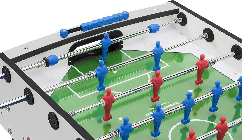 Roberto Sport futbolín Match 2.0, Edición Especial y Ratas + Bolas ...