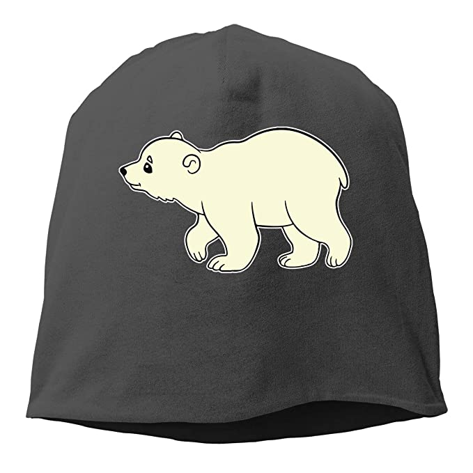 Rt90dg-9 Mens and Womens Knitted Cap, Trendy Bear Baby Cub