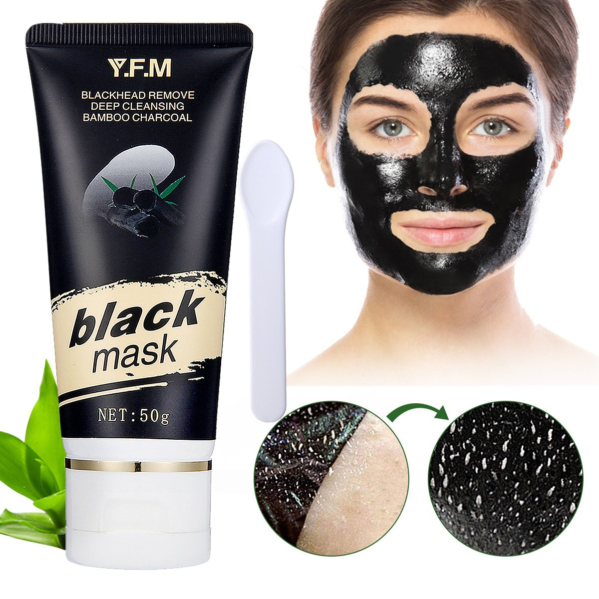Quick Skin Revamp Diy Charcoal Mask: Amazon.com : Anti-Hair Loss Shampoo For Men & Women