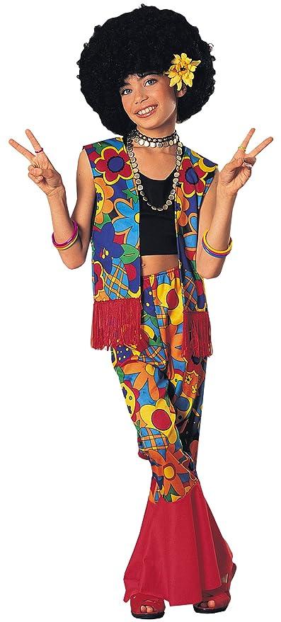 Amazon.com: Disfraz de flor para niño, tamaño grande: Clothing