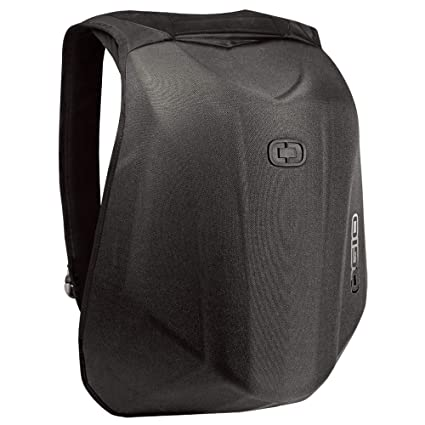 5dcd05e0a797 Amazon.com  OGIO 123008.36 No Drag Mach 1 Motorcycle Backpack - Stealth  Black  Sports   Outdoors
