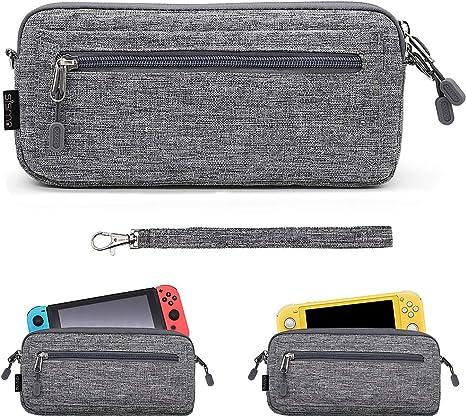 Funda ligera para Nintendo Switch o Nintendo Switch Lite - Sisma ...