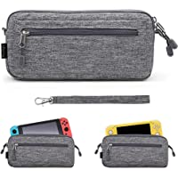 Sisma Ultra Slim Carrying Case Compatible with Nintendo Switch and Switch Lite Console, Travel and Storage Case…
