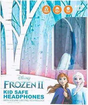 Frozen II Kid-Safe Headphones Adjustable Headband Believe In The Journey New!!