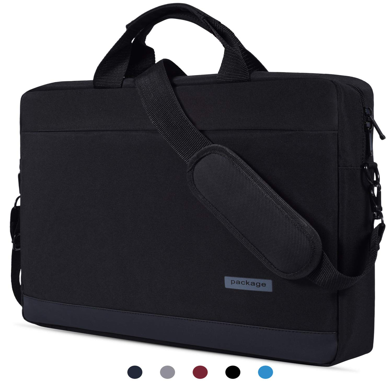 2e7ea819966f 15.6 inch Laptop Briefcase Messenger Bag Waterproof Laptop Shoulder Bag  Compatible Acer Aspire E 15/Acer Predator Helios 300/Acer Chromebook  15,Dell ...