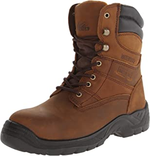 Amazon.com: Itasca Men's Authority 6 Inch Wide Work Boot: Shoes