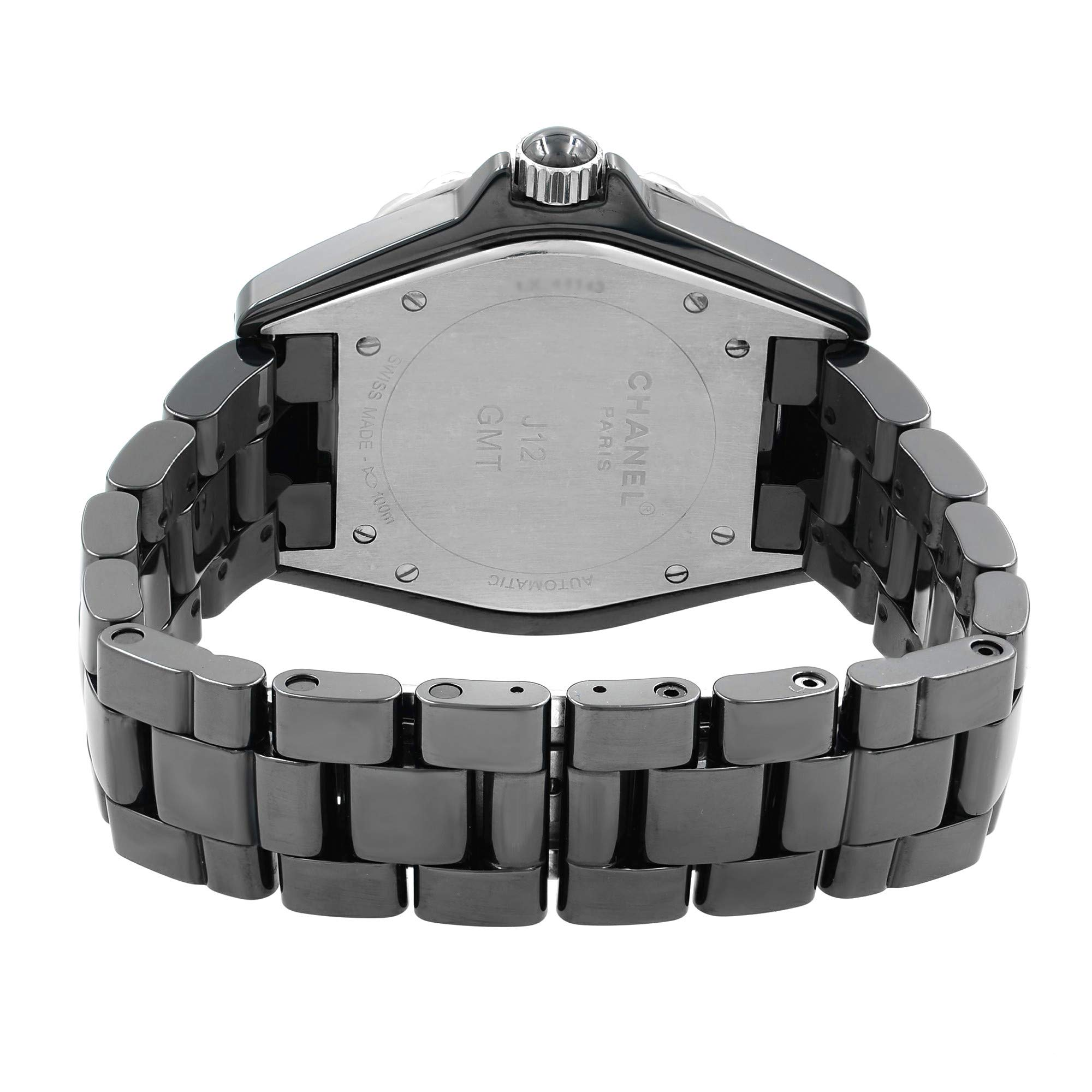 Chanel J12 Automatic-self-Wind Male Watch H2012 (Certified Pre-Owned) by CHANEL (Image #2)