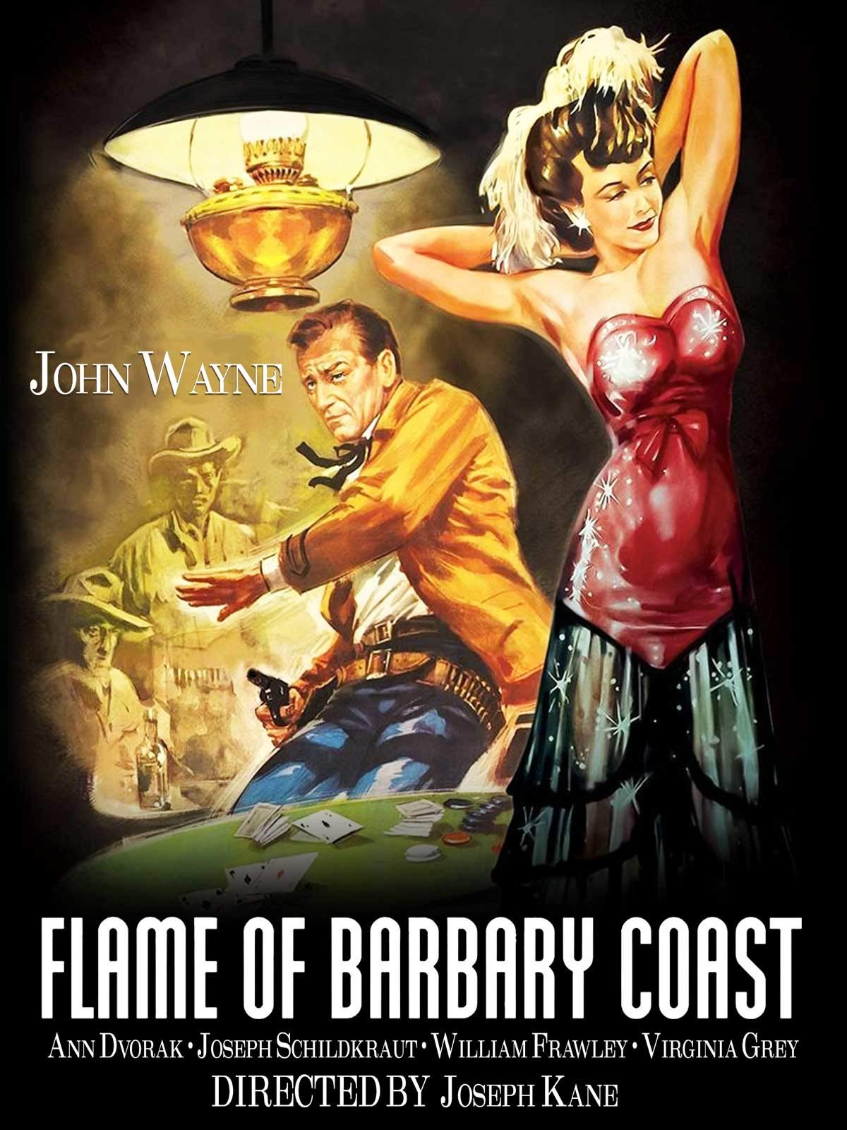 Watch Flame of the Barbary Coast | Prime Video