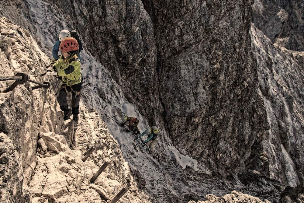 Klettersteigset Preisvergleich : Edelrid klettersteigset cable kit 5.0: amazon.de: sport & freizeit