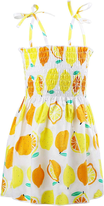 Sunny smile craft orange dress embroidery dress Handmade Dress For Little Girls handmade appliques premium product cotton dress