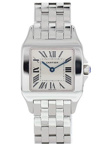 Cartier Santos Demoiselle 2701 - Reloj de Cuarzo para Mujer, diseño de Mujer: Cartier: Amazon.es: Relojes