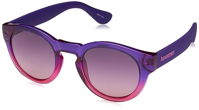 Havaianas TRANCOSO/M Gafas de Sol, Multicolor (DKPURP PK ...