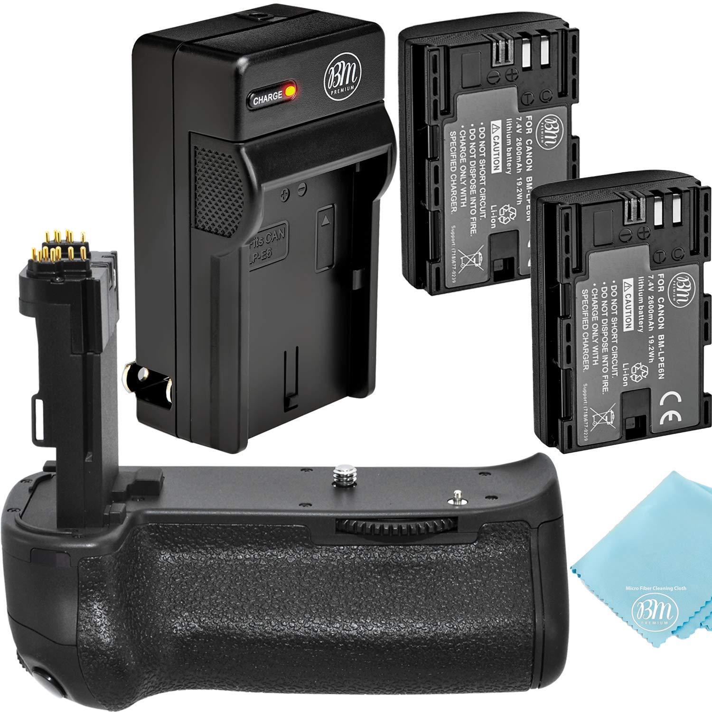 Kit de empuñadura de batería para Canon EOS 70d cámara réflex ...