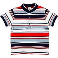 Charanga CAUTICO Camisa de polo, LISTADO, 13-14 para Niños