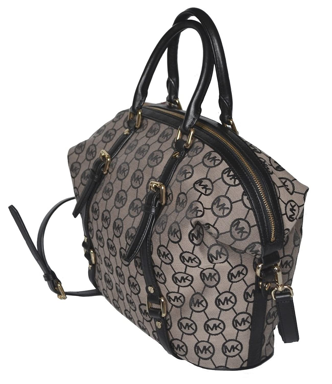 6dfd478fff7b ... buy michael kors monogram bedford md satchel handbag handbags amazon  22a71 4594d ...