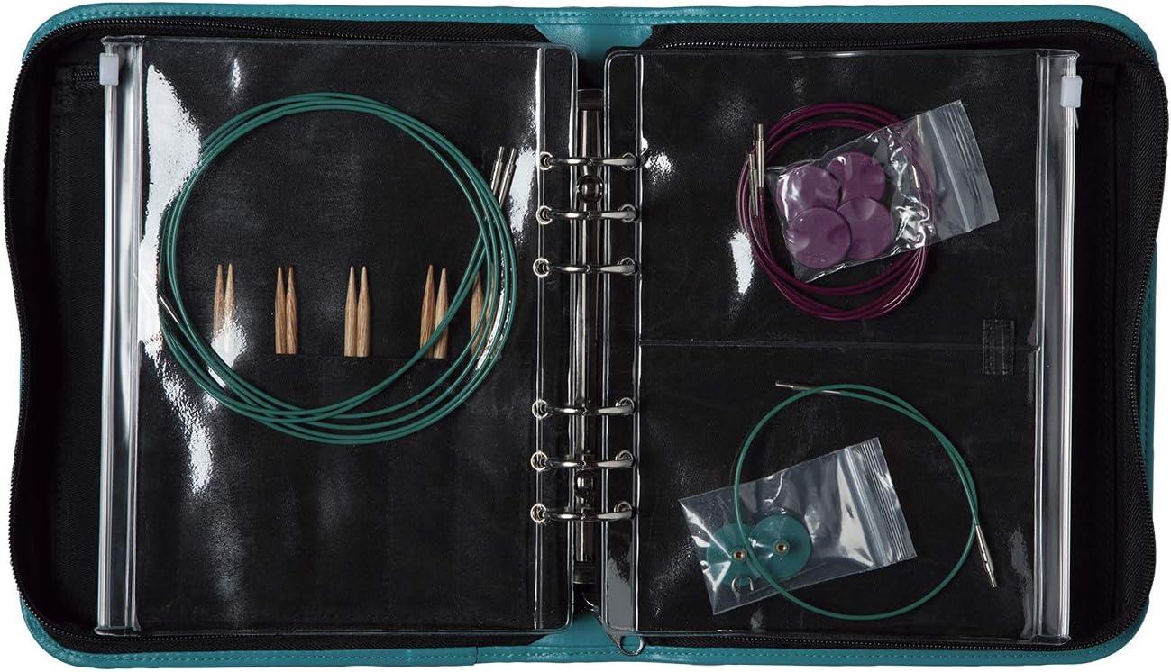 Knit Picks Options Needle Binder Silver