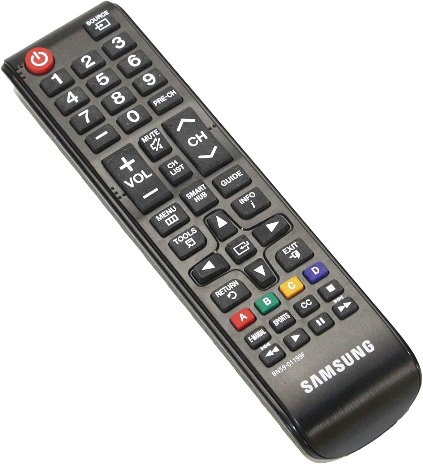 SAMSUNG TV Remote Control BN59-01199F by Samsung: Electronics