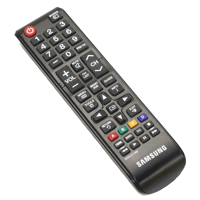 Amazon Com Samsung Tv Remote Control Bn59 01199f By Samsung