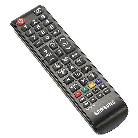 Amazoncom Samsung Tv Remote Control Bn59 01199f By Samsung
