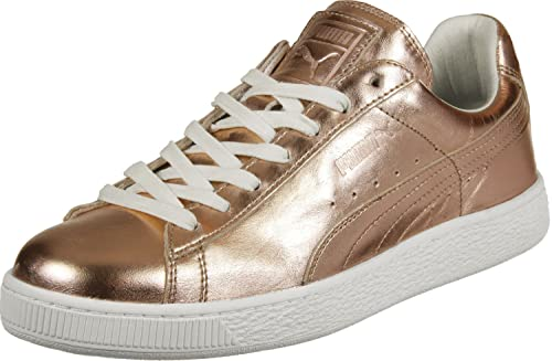 Puma Zapatos Y Amazon Rose Calzado Porcelain Creepers Basket es W 7rq87O