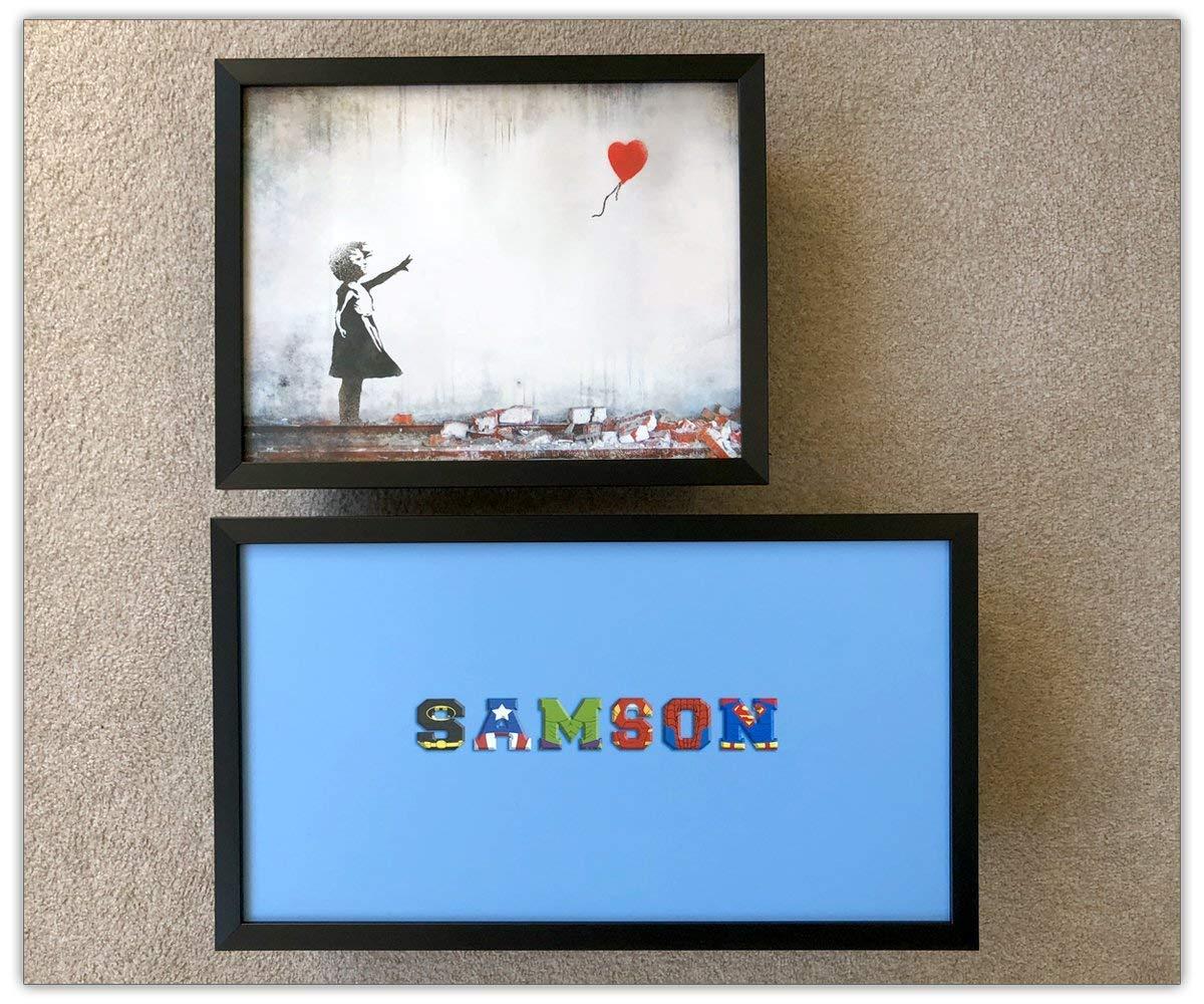 Banksy Balloons Laptop Tray Cojín Bandeja para Portátil: Amazon.es: Hogar