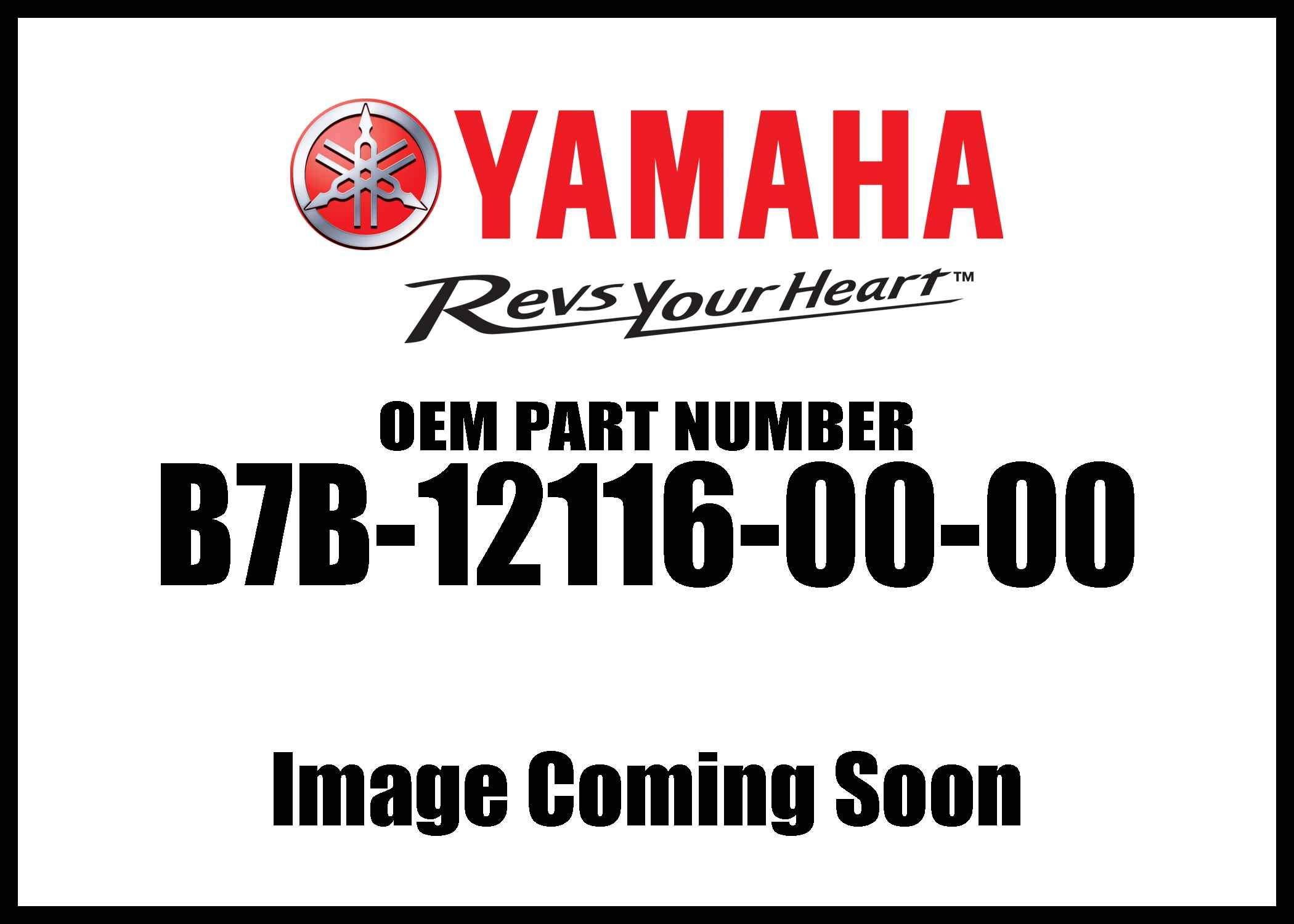 Yamaha Seat Valve Spring B7b-12116-00-00 New Oem