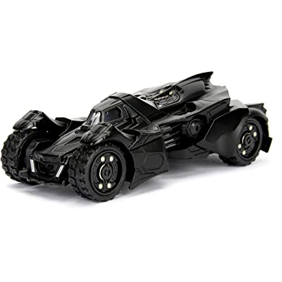 Jada 1:32 W/B - Metals - Batman Arkham Knight Batmobile: Toys & Games