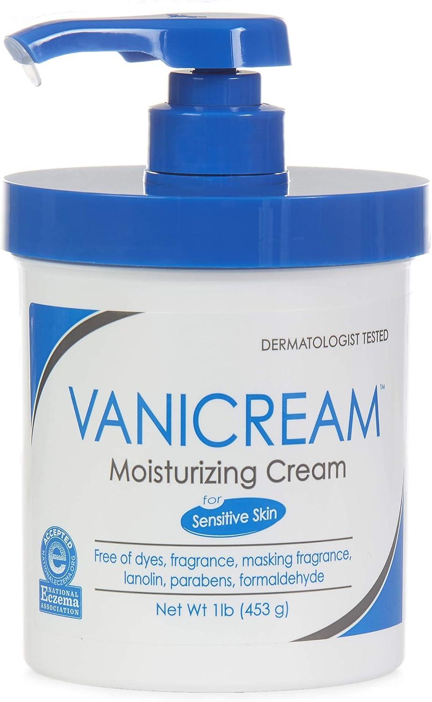 Crema corporal de 475 ml con dosificador, marca Vanicream: Amazon.es: Belleza