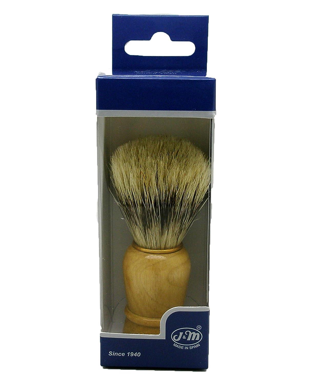 Brocha de Afeitar Vie Long Pelo de Cerda Natural Afeitado + Peana 159_brocha ONOGAL