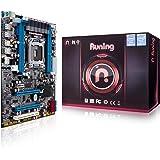 新しいx79インテルCore i7e52650e52660e52670プロセッサーECC REG RamサポートLGA 2011コンピュータマザーボードforインテル