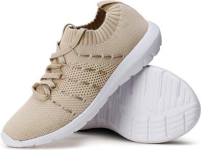 PromArder Women's Walking Shoes Slip On