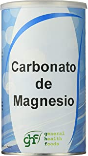 GHF - GHF Carbonato de Magnesio Bote 180 grs