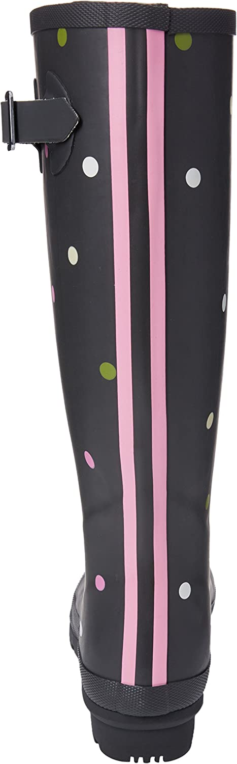 Joules Womens Welly Print Rain Boot