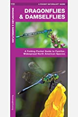 Dragonflies & Damselflies: A Folding Pocket Guide to Familiar, Widespread North American Species (Wildlife and Nature Identification) Pamphlet